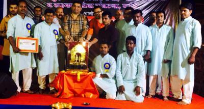 Bhajan Competition Prize Distribution